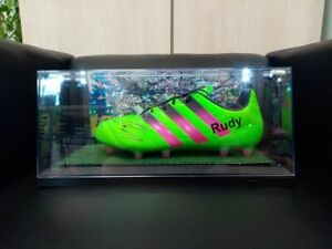Fußballschuh, Sebastian Rudy signiert, Beleuchtung, FC Schalke 04, S04, Neu, 42