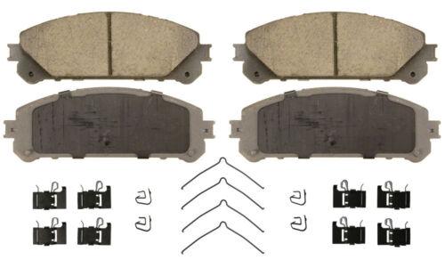 Wagner QC1324 Frt Ceramic Brake Pads
