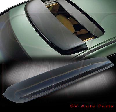 Mazda Moon Roof Sun Vent Visor Bug Shield Wind Deflector Shade Direct Tape-On