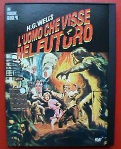 l-039-uomo-che-visse-nel-futuro-the-time-machine-DVD-Snapper-2001Raro-F-Cat-Z8-52566