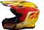 PULSE-MOTOCROSS-MX-ENDURO-QUAD-OFF-ROAD-HELMET-PX3-RED-WITH-REPLACEMENT-PEAK thumbnail 2