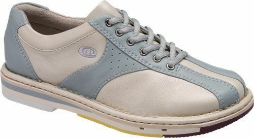 DEXTER SST-5 CREAM PEARL  blueE SURF WOMAN'S BOWLING SHOES SIZE 5 LEFT HAND