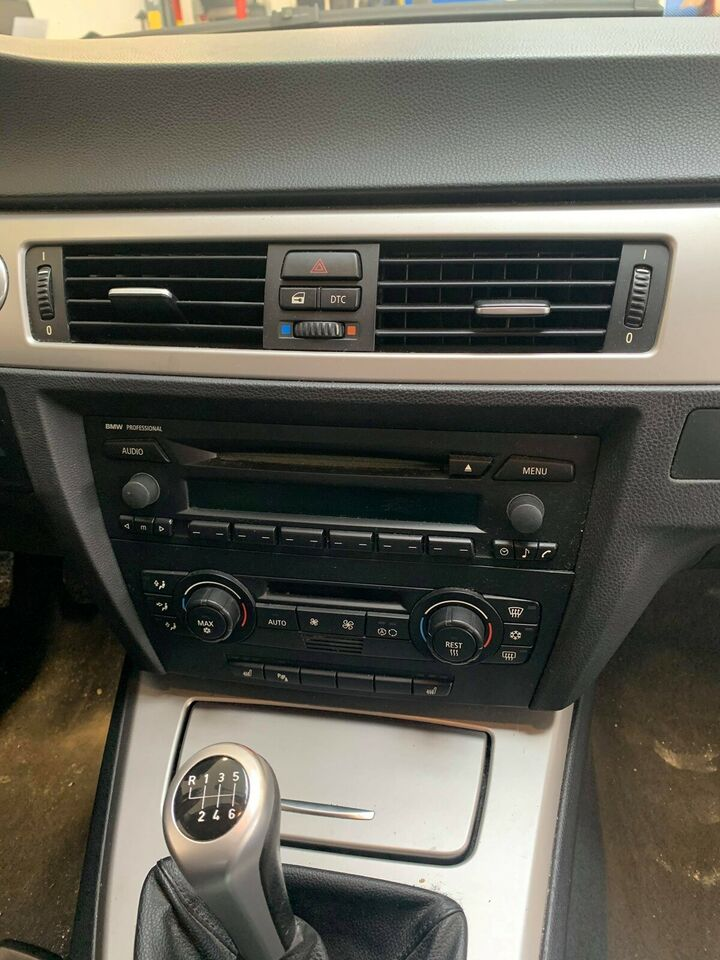 BMW 320d, 2,0, Diesel