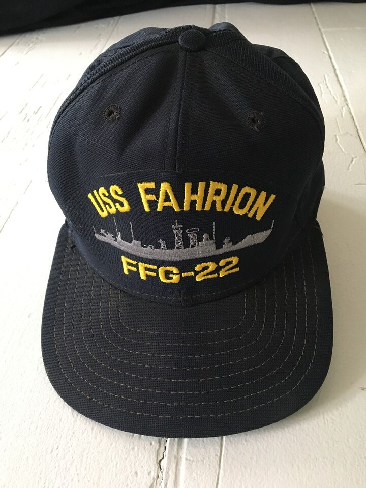 Militær, Cap Fregat USS FAHRION FFG-22