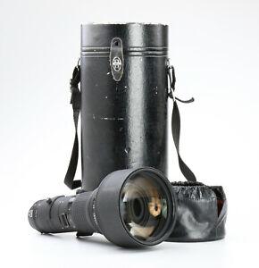 Nikon-Nikkor-AI-S-ED-IF-400-mm-3-5-Sehr-Gut-224048