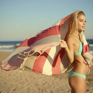 Swan-Comfort-Cotton-Turkish-Bath-Hamam-Spa-Sauna-Beach-Large-Towel-Peshtemal