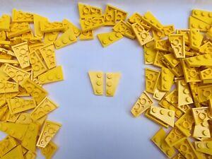 Lego--41769 // 41770 2 x 4 Flügelplatte Grau//DkStone Rechts//Links
