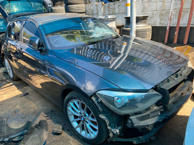 BMW F20 118i AT Now For Stripping