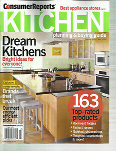 consumer reports kitchen planning buying guide may 2014 best