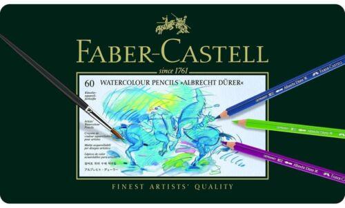 60 Set Faber Castell Albrecht Durer Artists Quality Watercolour Pencils