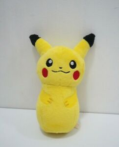 Pikachu-Pokemon-Center-2004-Pin-Bowling-Plush-8-034-Stuffed-Toy-Doll-Japan
