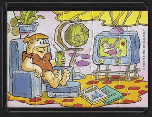 Jouet kinder puzzle 2D Famille Feuerstein II N°3 France 1994 + étui +BPZ WISyuqlr-09093237-615738165