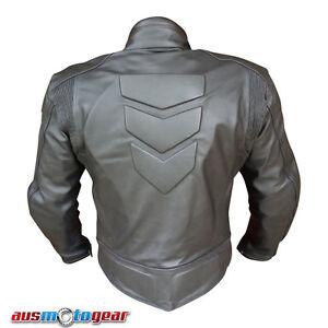 Motorbike/ Motorcycle Leather Jacket for Men