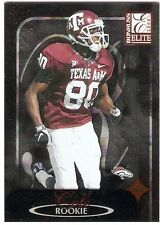 CHRIS COLE 2000 DONRUSS ELITE ROOKIE 177 SERIAL #/2000 DENVER BRONCOS TEXAS A&M