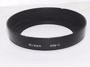 Screw-on-Type-Genuine-Nikon-HN-1-52mm-Lens-Hood-for-28mm-Nikkor-Ai-s-S333054
