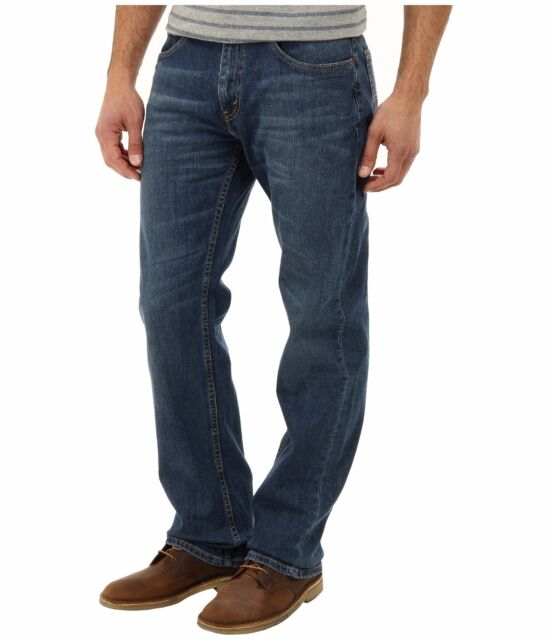 a52d2905a6a Levi's Mens 559 Relaxed Straight Jeans 30w X 32l 32 Steely Blue for ...