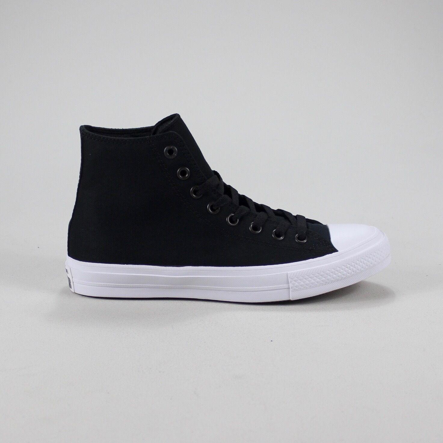 Zapatillas Converse CTAS Hi II totalmente nuevo en caja Talla Uk Tamaños 4,5,6,7,8
