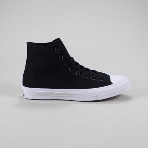 Ctas 4 Bianco Scarpe 5 New Box Hi da ginnastica Uk Converse 7 Taglie Brand 6 Ii 8 In Size Nero qHHt4p