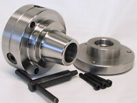 5c Collet Chuck With Semi-finished Adp. 1-1/2 X 8 Thread