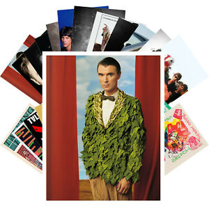 Postcards-Pack-24-cards-Talking-Heads-Rock-Music-Vintage-Posters-Photos-CC1287