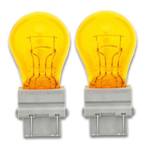 Sylvania Long Life Front Turn Signal Light Bulb for GMC Sierra 2500 HD oi