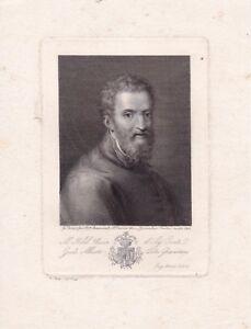 Portrait-XIXe-Michel-Ange-Michelangelo-Michelangelo-Buonarroti