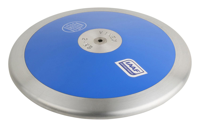 VINEX Lo Spin - disque à lancer - 0,75 - 1,00 - 1,25 - 1,50 - 1,75 - 2,00 kg