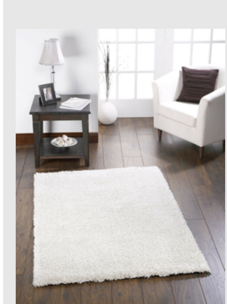 Origine Chicago Twist Sparkle Twist Chicago Moderne Shaggy Tapis Blanc Cassé. Couleurs Neuf 9 Couleurs 0d4520