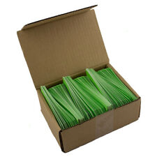 250 Pcs Bright Green Core Assembly Wired Return Auto Parts Tags 5 34 X 2 78