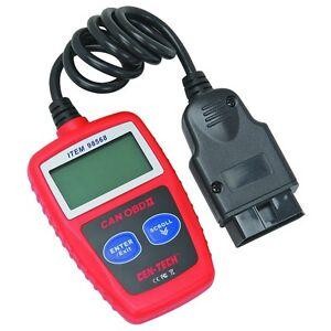 toyota avensis 03 obd obd2 pro car fault code reader