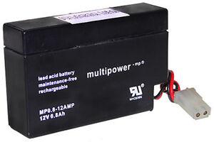 1-x-MULTIPOWER-PIOMBO-GEL-BATTERIA-mp0-8-12amp-12V-800-mAh-FG20086