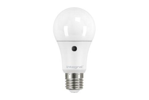 9.5W 5000K 840lm E27 Lamp Integral Auto Sensor Classic Globe GLS 60W