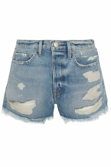 TELAIO rigido Re-Release le ORIGINALE Denim Pantaloncini Pantaloncini Pantaloncini W27  10 9d1a40