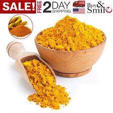 2 LB Turmeric Root Powder 100 Pure Curcuma Longa Raw Ground Curcumin Spice