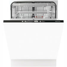 Hisense HV6131UK A+++ Fully Integrated Dishwasher Full Size 60cm 16 Place Black