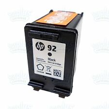 2017+ Genuine HP 92 Black Ink Cartridge Officejet 6310 C3135 C3140 C3150 C3180
