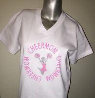 Cheer Mom Tshirt Size Small