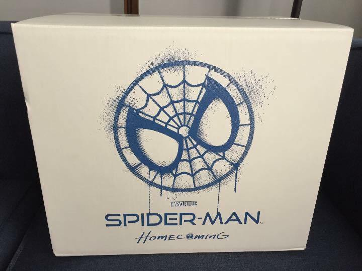 Spider-Man Homecoming Premium Box from JAPAN Free shipping