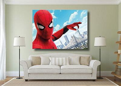 A0 A1 A2 A3 A4 The Flash Super Hero Large Poster Wall Art Print