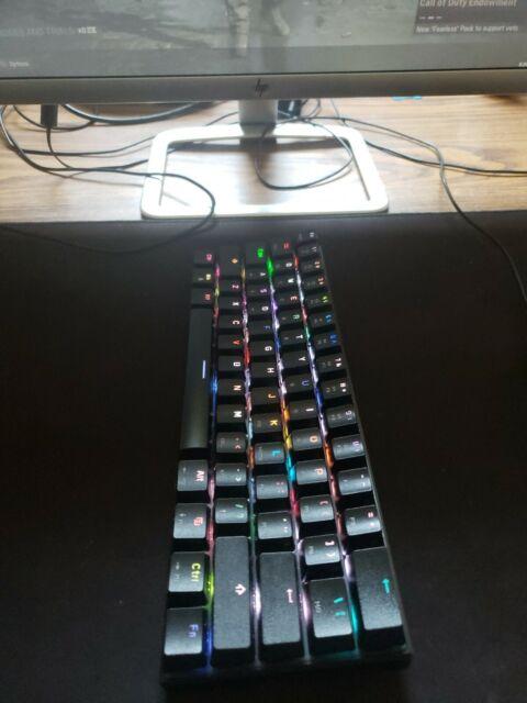 Switch Motospeed Ck108 USB RGB Mechanical Gaming Keyboard Hand Rest