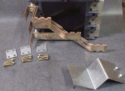 CUTLER HAMMER HLD 65K BREAKER MOUNTING HARDWARE KIT 600 AMP # HLD3600F
