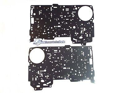 Ford 4F27E Transmission Upper /& Lower Valve Body Plate /& Solenoid Gasket Set 99+