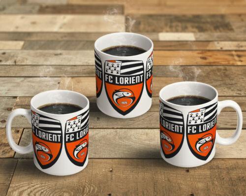 FOOTBALL mug tasse FC LORIENT