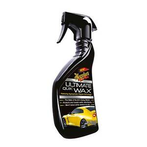 Meguiar-039-s-Ultimate-Quik-Quick-Detailer-450ml-Spray-Wax-High-Gloss-amp-Protection