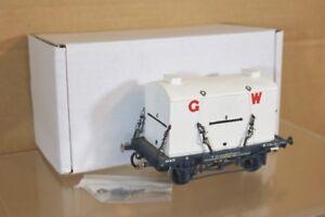 Distingué Parkside Dundas Ps39 O Calibre Gw Gwr Conflat Conteneur Wagon 36471 Emballé 31