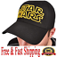 Disney Cap Adult Star Wars Logo Hat Original