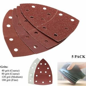 5x-Sanding-Sheets-Paper-For-Bosch-PSM-160A-PSM-80A-PRIO-Palm-Detail-Sander