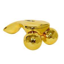 Authentic MTG Golden Electronic Roller Face Massage Neck Massager W-206A