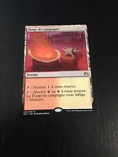 MTG MAGIC ORIGINES BATTLEFIELD FORGE (FRENCH FORGE DE CAMPAGNE) NM