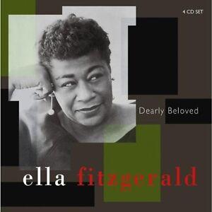 Ella-Fitzgerald-Dearly-Beloved-Uk-4-CD-NEW-sealed